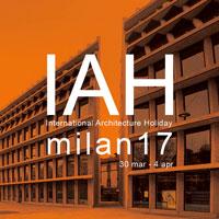 IAHmilan17: workshop dedicato agli spazi di Casa Chiaravalle a Milano