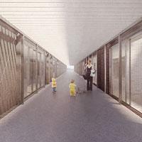 Amsterdam Children's Playschool: scelti i migliori progetti per l'asilo nido della capitale olandese