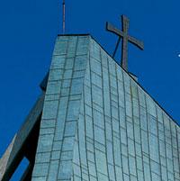 La Chiesa dell'Autostrada di Michelucci apre le sue porte alle visite guidate