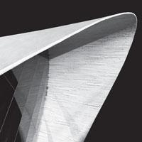 Interpretazione di una forma: fotografie e sculture di Nardulli per studiare le forme a guscio di Candela