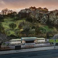 The Ross Pavilion International Design Competition: un nuovo padiglione nel contesto storico di Edimburgo