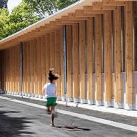 Wood in the Mediterranean City: il legno per intervenire nell'esistente