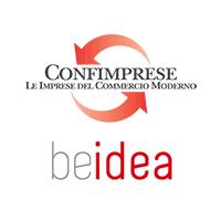Restyling logo Confimprese - Le Imprese del Commercio Moderno
