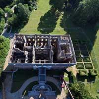 Clandon Park. Concorso per restaurare e re-immaginare una casa palladiana distrutta da un incendio