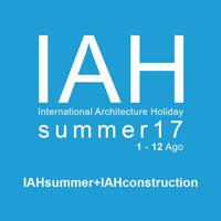 IAHsummer2017 e IAHconstruction: studenti e giovani laureati insieme per 12 giorni all'insegna dell'architettura