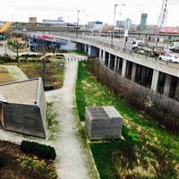 Silvertown Flyover design competition: cercasi idee per ripensare un angolo dimenticato di Londra