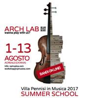 Arch Lab: il workshop di Architettura Temporanea per lo Spettacolo ad Acireale