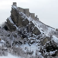Observatory Houses: concorso di idee per la progettazione di una residenza-osservatorio nel castello di Roccascalegna