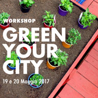 Green Your City arriva a Bologna per progettare e realizzare un sistema di arredo verde
