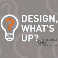 Design, what's up? Un concorso per promuovere l'eccellenza della creatività siciliana