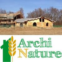 Archi Nature invita a sperimentare le tecniche utilizzate nella costruzione di edifici in paglia