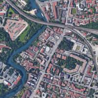 Progetto di riqualificazione per l'accesso al centro storico di Treviso