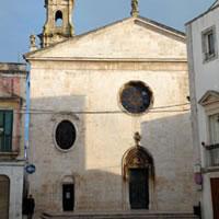 Idee per una porta in bronzo per il portale della Chiesa Madre di Noci