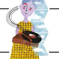 #VinylArthink: illustratori, grafici e artisti chiamati a presentare progetti editoriali dedicati alla musica