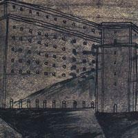 Dario Passi torna a esporre i suoi disegni in Italia. La mostra a Roma