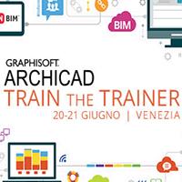 Train the Trainer. 2 giorni a Venezia per diventare Trainer ARCHICAD certificato