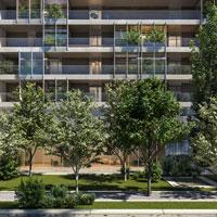 Giardini d'Inverno: il cantiere che riqualificherà via Pirelli