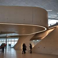 L'Italia di Zaha Hadid. Contest fotografico per cogliere lo sguardo di chi vive le architetture italiane di Hadid