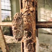 La Serra di Villa Caselli a Masera sarà restaurata grazie a un workshop di restauro architettonico