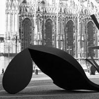 Carlo Ramous - Scultura Architettura Città alla Triennale di Milano