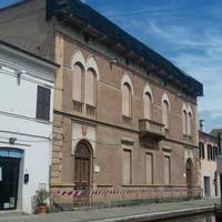 Recupero del Palazzo delle Saline di Comacchio