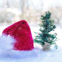 Babbo Natale cerca casa ad Aosta