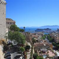 La vocazione turistica della città di Cagliari in uno scatto
