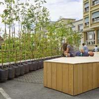 Lausanne Jardins. 20 progettisti per i giardini urbani temporanei dell'estate di Losanna 2019