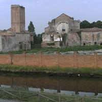 Un teatro-auditorium e un parco urbano nell'area dell'ex Convento Sant'Agostino di Comacchio