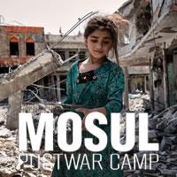 Mosul Postwar Camp: un'infrastruttura di accoglienza per il ritorno degli abitanti di Mosul