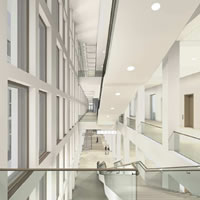 """Un'opera """"Art-in-Architecture"""" per la scala centrale dell'Humboldt Forum di Berlino"""