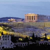 #athenscall. Una terrazza per l'Acropoli