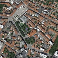 Valorizzazione di un'area centrale e pedonale di Monfalcone