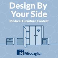 Design By Your Side. Innovazione, qualità estetica e funzionalità per gli arredi degli ambienti sanitari