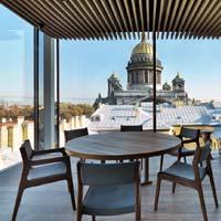 L'architettura celebra la cucina: i ristoranti progettati da Piuarch tra l'Italia e la Russia