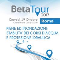 Beta Tour 2017 - confronto sul rischio idrogeologico