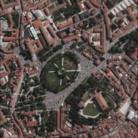 Un progetto per piazza Primo Maggio per valorizzare l'intero centro storico di Udine