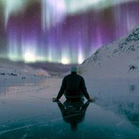 Iceland Northern Lights Rooms architecture competition. L'aurora Boreale in una stanza