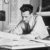 """Giovanni Michelucci. Ultimo appuntamento del ciclo """"Storia dell'architettura"""""""