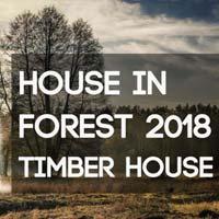 House In Forest 2018 - Timber House. Il sogno di vivere nella foresta diventa realtà