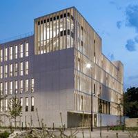 IDF Habitat Headquarters di Piuarch, Stefano Sbarbati e Incet Ingénierie. Primo edificio in Francia per lo studio milanese