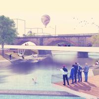 Il fiume come nuova centralità, Edoardo Colonna Architetti vince il concorso per la rigenerazione di Seriate (Bg)