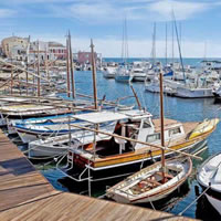 Nuovo molo traghetti turistici e ridefinizione del waterfront del centro storico di Stintino