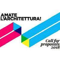 Call Amate l'architettura: nuove proposte culturali per la città di Genova da realizzare nel 2018
