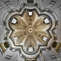 350 anni dalla scomparsa di Borromini. Tra i tanti, anche Frank O. Gehry e Arata Isozaki a Roma per celebrarne la figura