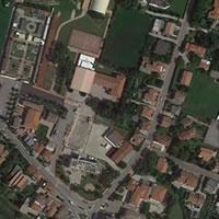 Riqualificazione di un'area centrale a Santa Giustina in Colle