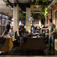 EDIT: a Torino il patrimonio industriale si rigenera con il coworking gastronomico