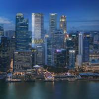 """Singapore, la torre di Carlo Ratti e Bjarke Ingels """"bucata"""" dalla foresta tropicale"""