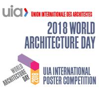 Un Poster per celebrare la Giornata Mondiale dell'Architettura 2018