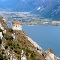 Un simbolo per raccontare la Rocca d'Anfo, il passato come spunto per progettare il futuro